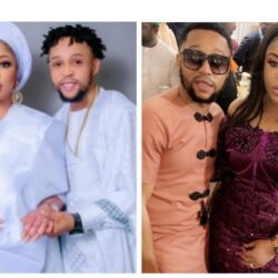 10 years and still counting!!! Sunkanmi Omobolanle And His Beautiful Wife Celebrate Their 10th Wedding Anniversary Today (Beautiful photos)