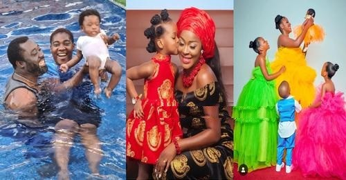 Actresses Who Have Proven That Their Profession Doesn't Stop Them From Being A Cheerful Mother/Wife