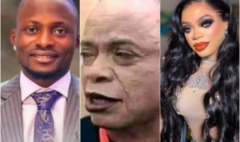 'Please stay away' Fans express concern for Actor Jigan Babaojo as he mocks Bobrisky