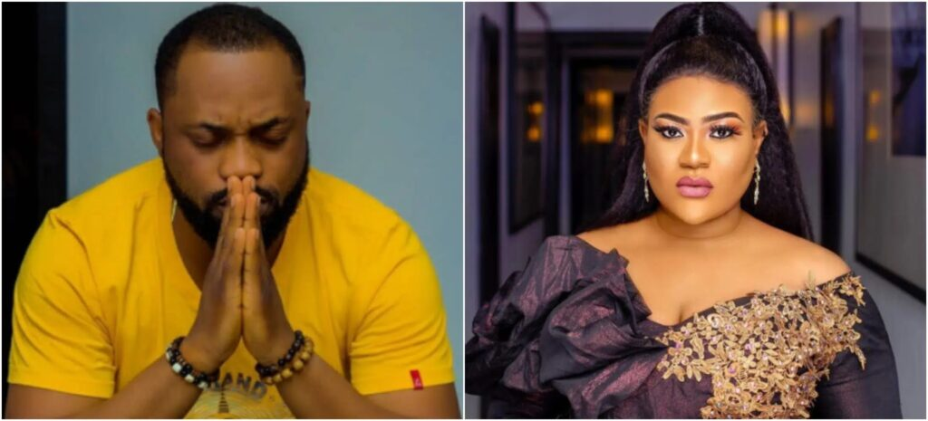 He's the type that will not pay me my money before casting me and still want something else – Nkechi Blessing exposes Damola Olatunji