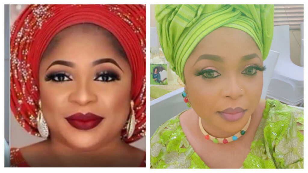 'Marriage is not a ticket to heaven If marriage doesn't work out for you, live your life and enjoy it' Actress Kemi Afolabi