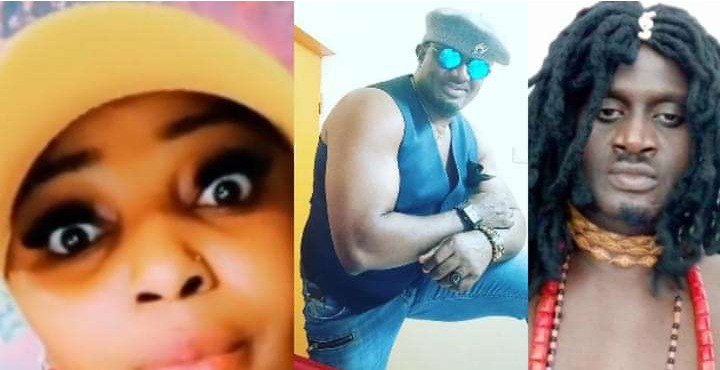 """Lady calls out actor Gentle Jack over Refusal to pay after """"Knacking"""" Her (Video)"""