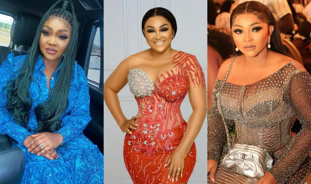 """""""Somebody's Son Where Are You Oh"""" – Love-Struck Mercy Aigbe Cries Out As She Awaits Her Prince Charming"""