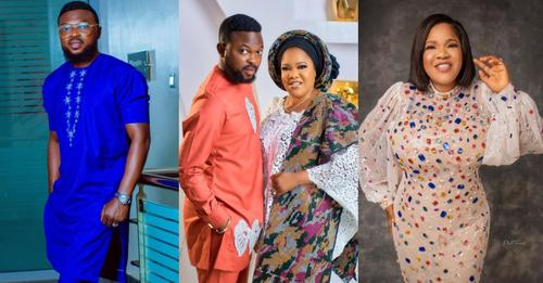"""""""Congratulations Oko mi, But this one you enter hotel with 2ladies, Hope am safe"""" – Toyin Abraham React After Her Husband Kolawole Ajeyemi signs A huge Multi Million Naira Endorsement Deal (video)"""