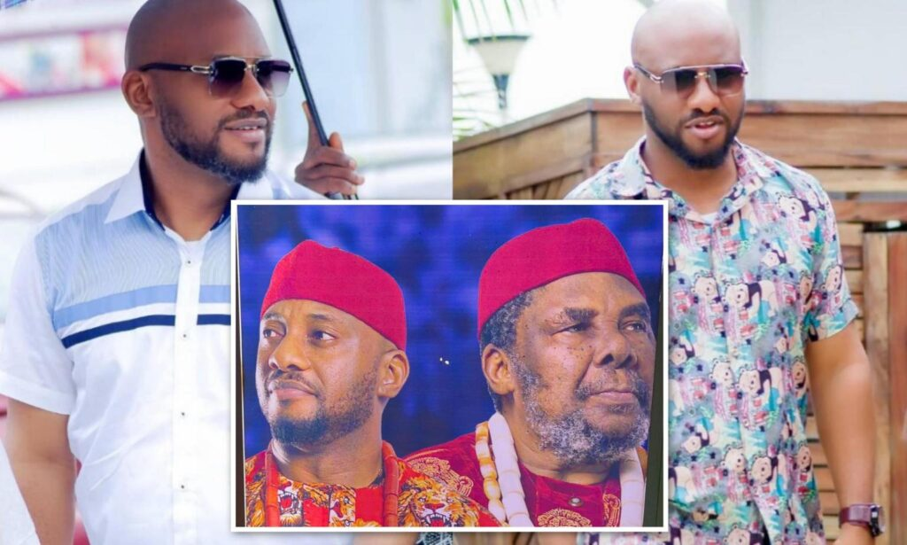 """""""I'm That Stubborn Child Who Travelled To Cotonou At The Age Of 19 To Buy My First Car"""" – Yul Edochie"""