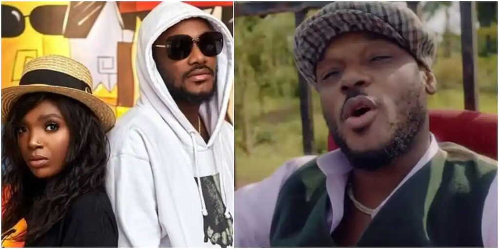 2baba Totally Ignores Annie's Call Out As He Releases New Song Amidst Drama, She Reacts