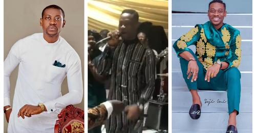 """""""I Can't Go to Any party Without been Dragged on Stage to come and perform Ayinla"""" – Actor Adedimeji Lateef Cries Out As Fans Drag Him To Perform Ayinla On Stage at an Event (Video)"""