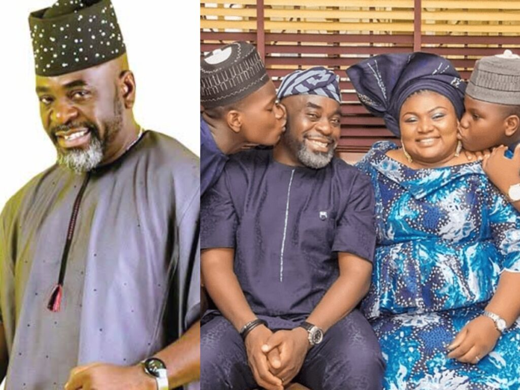 I don't want my kids to grow up in broken home like I Did – Funsho Adeolu talks about his craft, Marriage and his experience in the Nigerian film industry