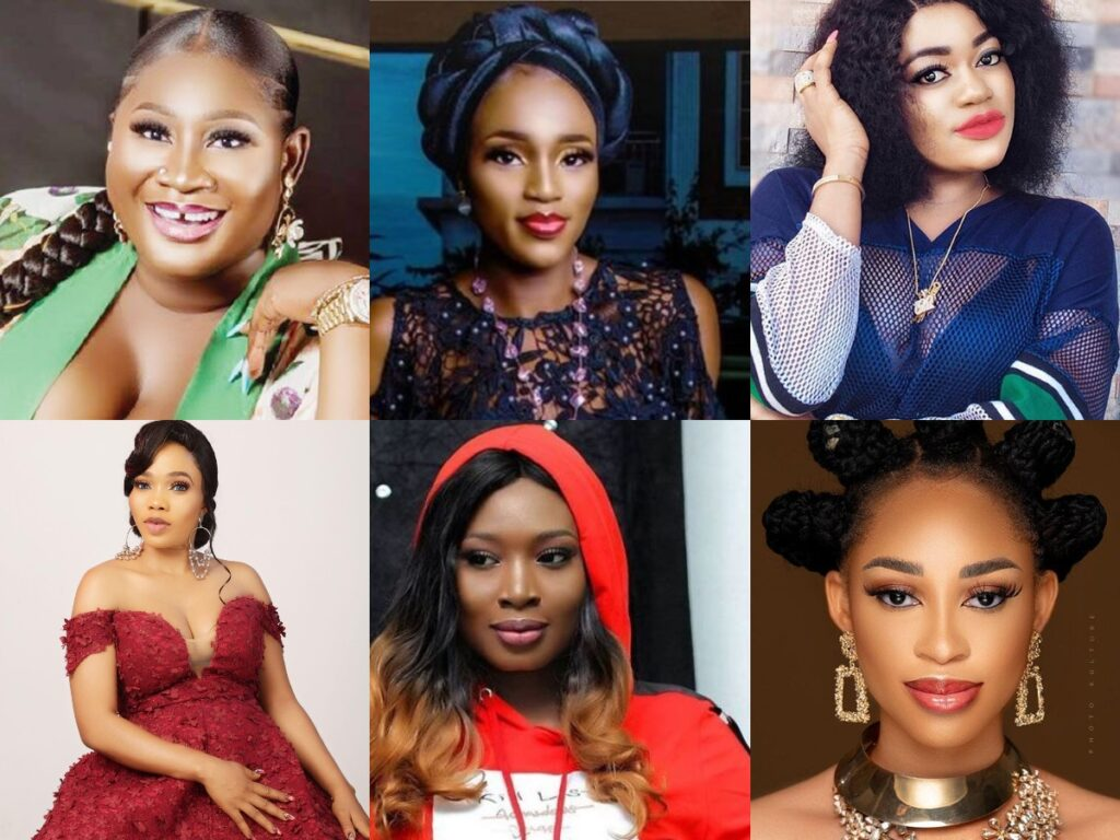 30 Hot and Brilliant Yoruba Actresses That rocked 2020 with great roles and Movies
