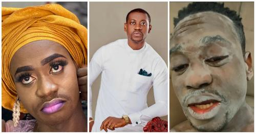 Mobimpe And Others React After Lateef Adedimeji Shared A Funny Video Of Himself
