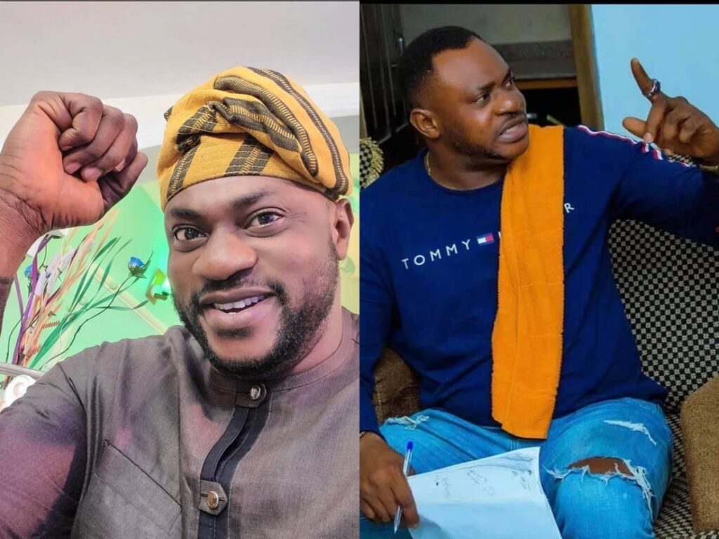 Odunlade Adekola Reacts to S3x for Role Allegations Lays Huge Curse on those trying to Bring Him Down (Watch Video)